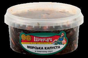 морская капуста в томатном соусе